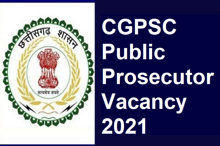 Assistant District Public Prosecutor Salary 2021 | CGPSC Home Page to apply